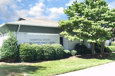 Cherryville Branch - Gaston County Public Library