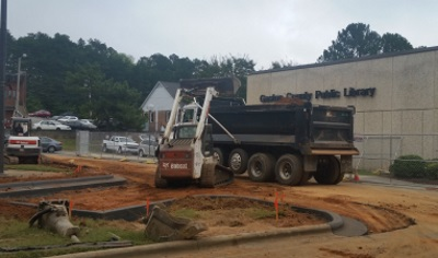 Main Library Renovation Updates - Gaston County Public Library