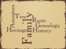 Placing Your Ancestor