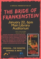 A Special Presentation of The Bride of Frankenstein